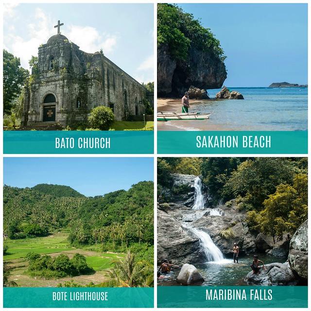 CATANDUANES: BATO TOURIST SPOTS