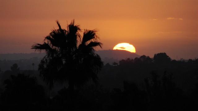 Black Magic Sunset, Sony DSC-H2