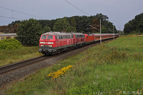 Berlin-Hamburg Express