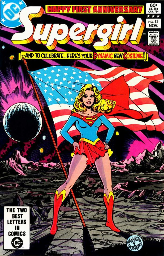 Supergirl 013 - cover