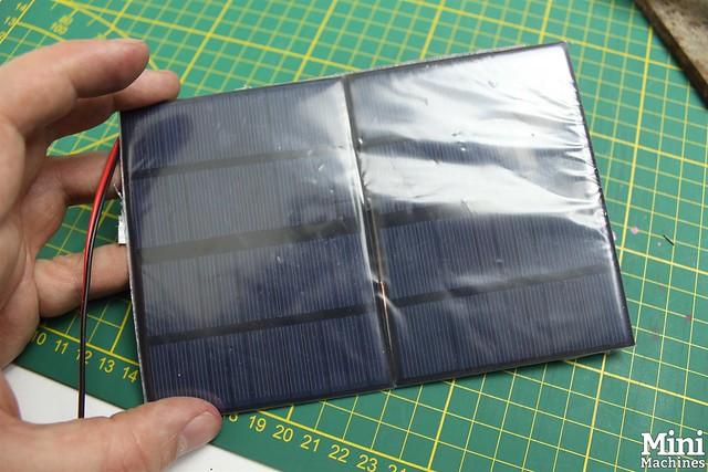 Construire un panneau solaire à 5€ - 075