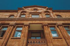 Армения. Здание на территории Эчмиадзинского монастыря.