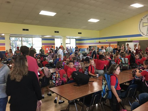 2017 Back to School at Our Lady of Lourdes Catholic School