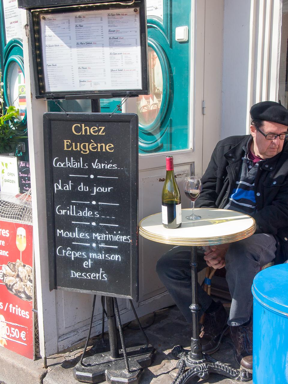 Montmartre kukkula, Pariisi