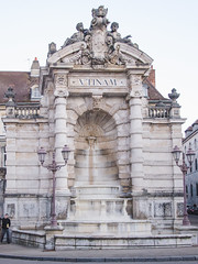 Fontaine de l'État-Major - Photo of Besançon