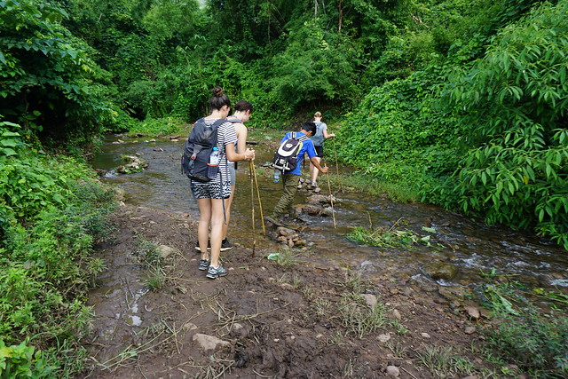 Hsipaw - Mandalay Jungle Trekking