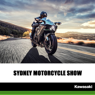 KAWASAKI EVENT – SYDNEY MOTORCYCLE SHOW: November 24-26 2017