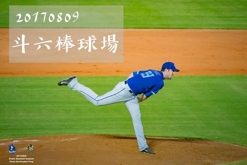 20170809-斗六棒球場