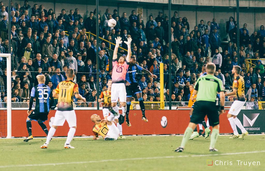 Club Brugge - KV Mechelen