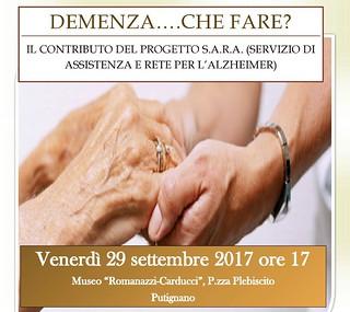 Alzheimer Putignano convegno 2