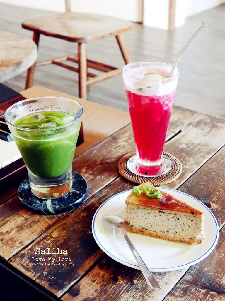 台北公館站一日遊景點寶藏巖下午茶尖蚪咖啡館 (2)