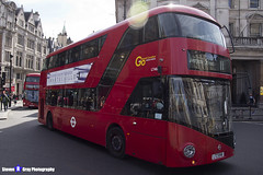 Wrightbus NRM NBFL - LTZ 1046 - LT46 - Liverpool Street 11 - Go Ahead London - London 2017 - Steven Gray - IMG_5973