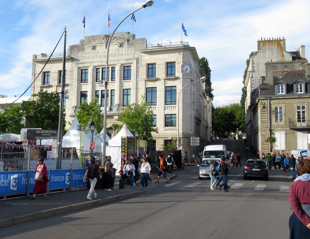 Hotel Lorient Gare