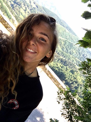 Hiking in Spain between my programs in the UK & France. Mariah Robinson: #StudyAbroadBecause You Build Your True Self
