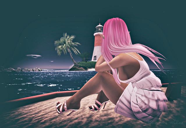 Day dreaming at night