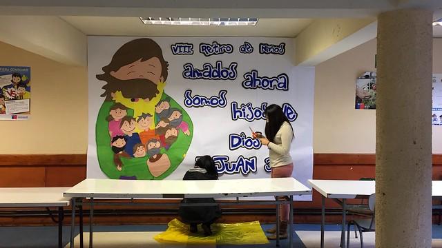 Resumen VIII Retiro de Niños 2017