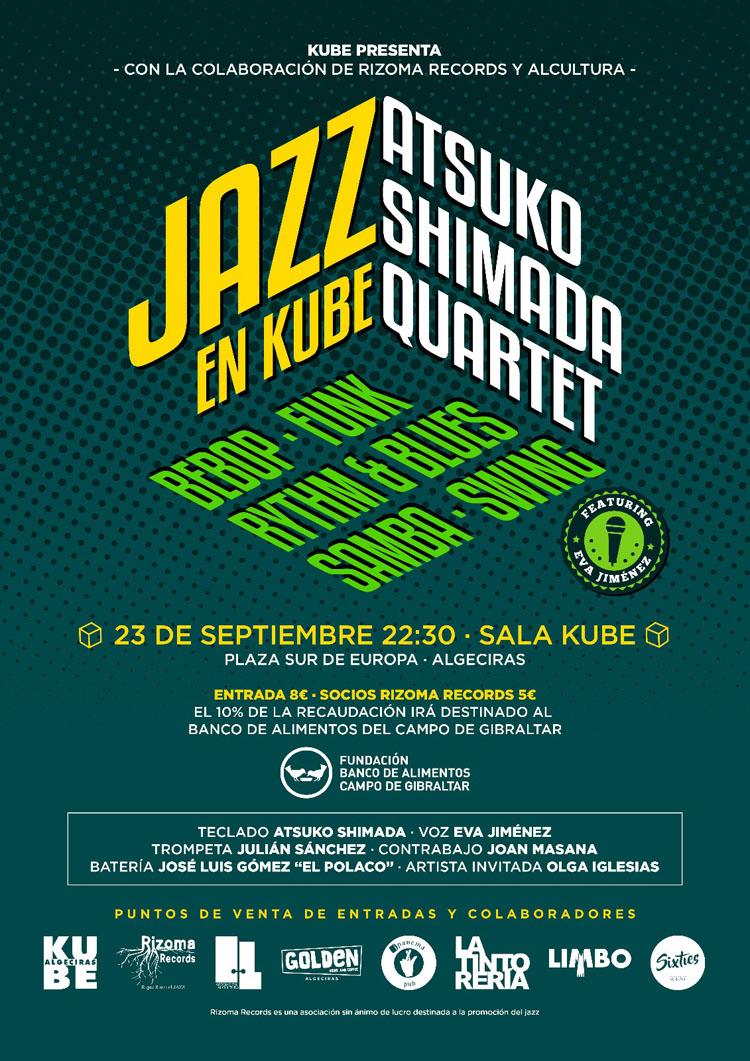 Sala Kube - Atsuko Shimada - Jazz2