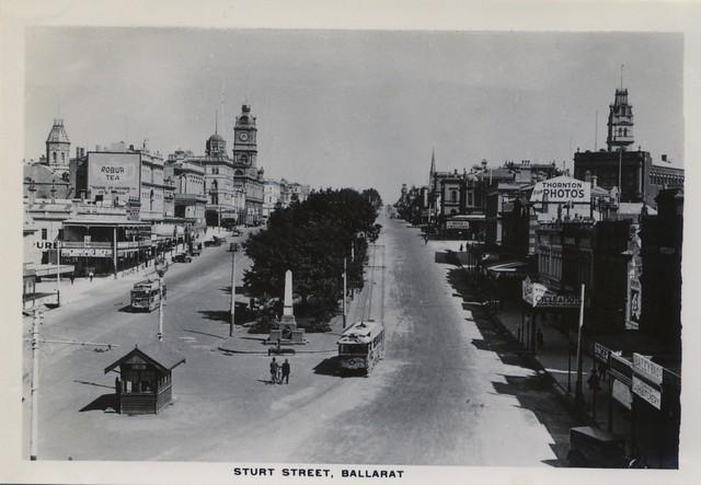 146. Sturt Street, Ballarat, Victoria, c.1948
