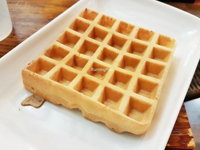 Waffle, Plain