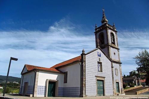 Igreja de Arnoso Santa Maria - Portugal 🇵🇹