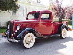 1936 Ford V-8 Pickup '5L 98 47 '2