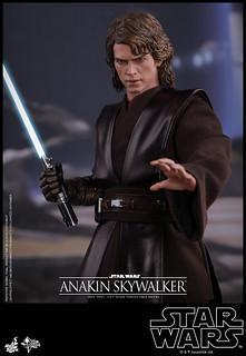 Hot Toys - MMS437 - 《星際大戰:西斯大帝的復仇》1/6 比例 安納金·天行者 Star Wars Episode III: Revenge of the Sith Anakin Skywalker