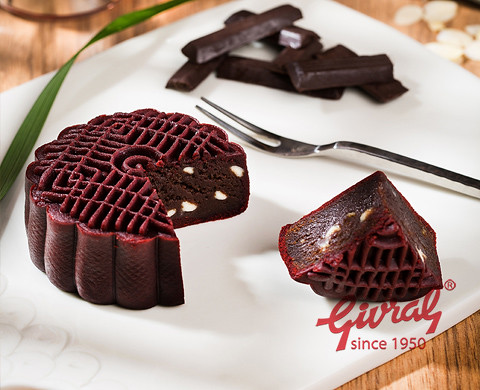 banh trung thu Chocolate givral 2017 song day