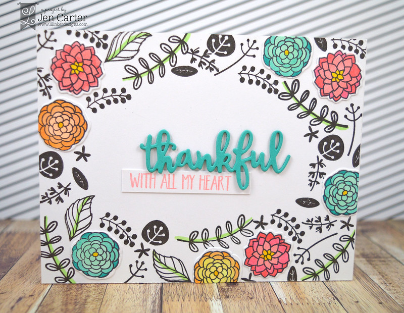 Jen Carter Thankful Thoughts Heart 2 wm