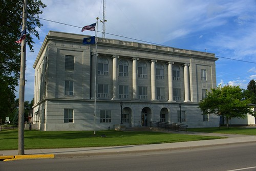 Kimball County Courthouse - Kimball, Nebraska