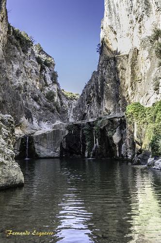 Pozo de los Chorros (estrecho de Malpasillo)