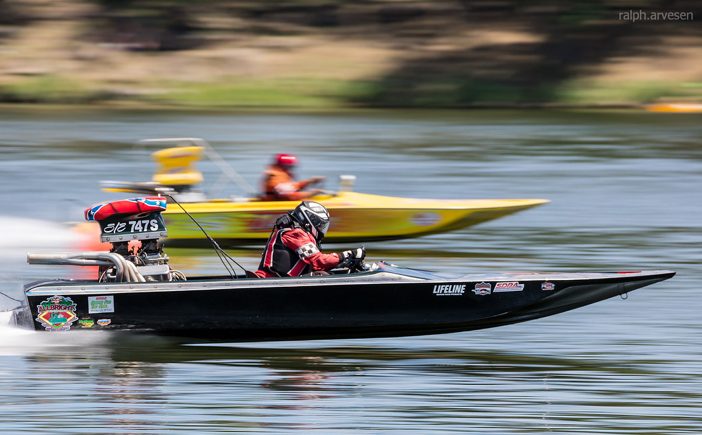 Lucas Oil Drag Boat Race, Stock Eliminator