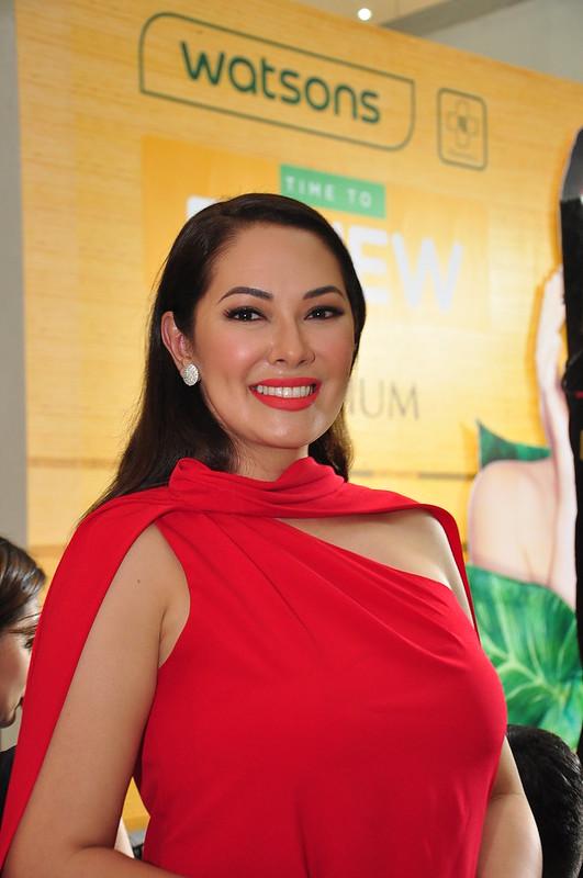 Cosmo Skin Ambassador  Beauty Ruffa Gutierrez