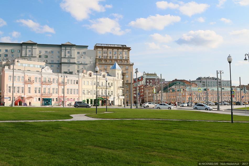 Площадь у Белорусского вокзала просто не узнать! IMG_4281