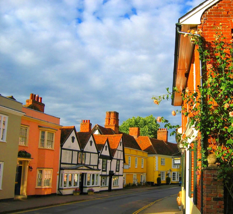 10 Beautiful and Charming English Villages You Should Know About Castles ans palaces History of Architecture Medieval Gothic Style Architecture