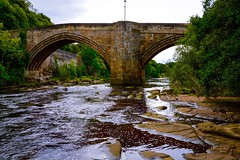 Bridge across the River Tees
