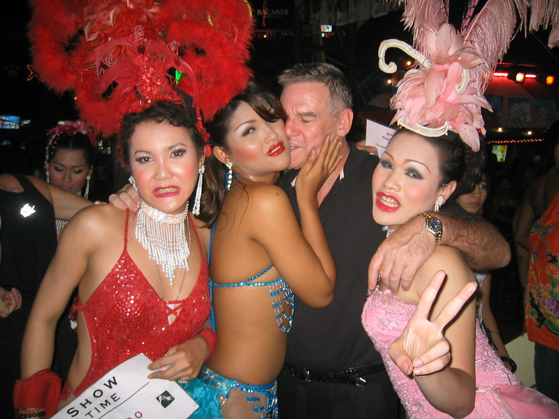 Sexy Phuket Thai girls LadyBoys