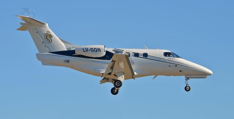 Embraer Phenom 100 / LV-GQN