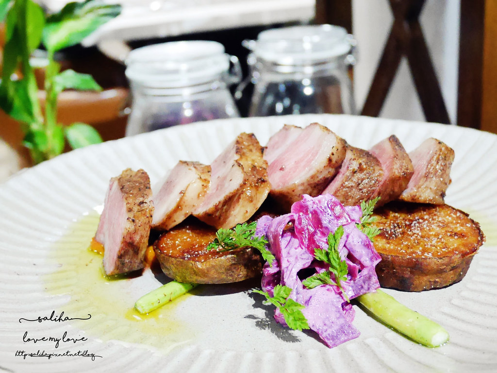 台北藝文餐廳推薦藝集生活西餐排餐下午茶風味料理 (24)