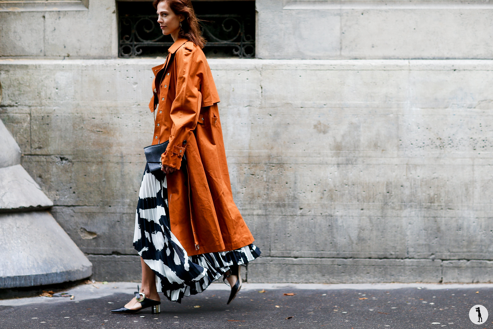 Aymeline Valade - Paris Fashion Week Haute Couture FW17-18 (5)