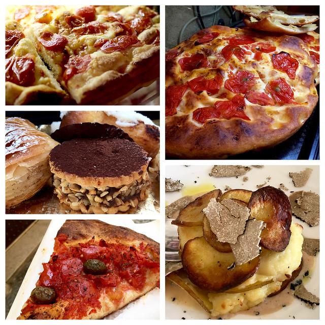 Puglia Cuisine Collage