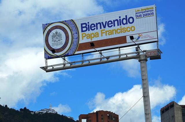 Bogotá, Francisco y Eclesia