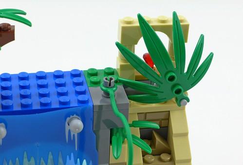 LEGO City Jungle 60160 Jungle Mobile Lab 39