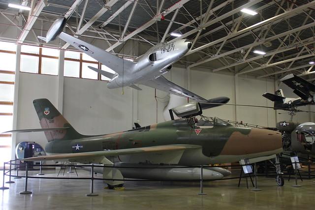 F-84F 51-1640
