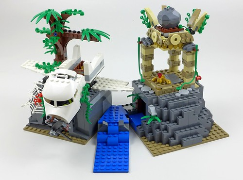 LEGO City Jungle 60161 Jungle Exploration Site 70