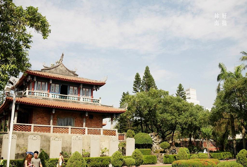 台南古蹟景點-赤崁樓