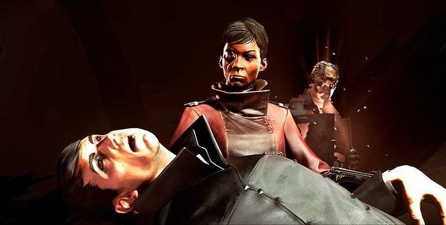 Dishonored Death of the Outsider - Death