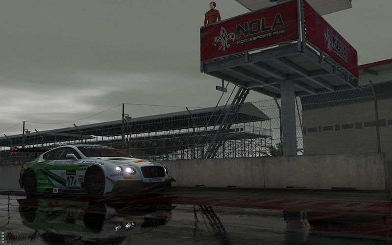 rFactor 2 - Bentley Continental GT3