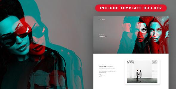 Wythe – Creative Portfolio Template