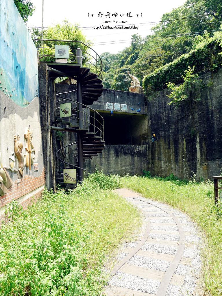 台北信義區一日遊景點和興炭坑蝙蝠洞 (8)