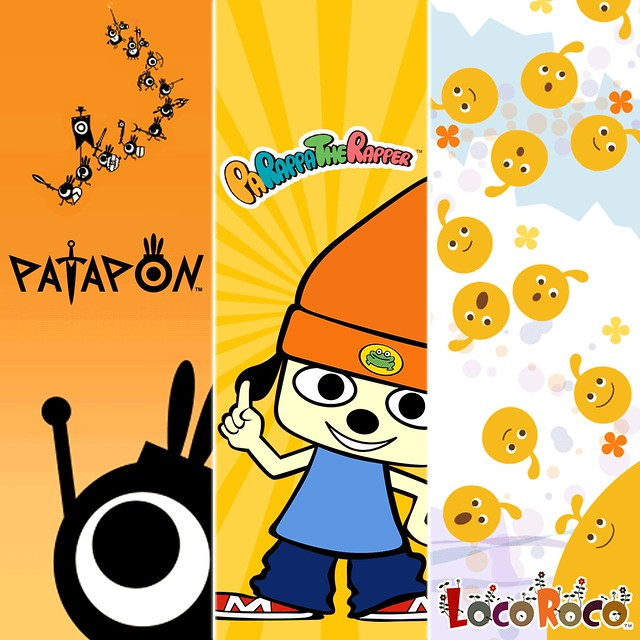 PaRappa / LocoRoco / Patapon Remastered